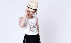 Hudson Kroenig para Karl Lagerfeld Kids