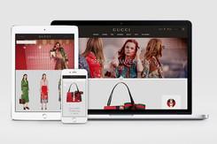 Gucci relanza su web europea para justarla a su nueva imagen digital