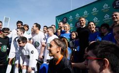 La firma de sneakers de Andrés Iniesta se vuelca con el deporte inclusivo