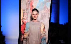 El retorno de Leandro Cano a Mercedes-Benz Fashion Week Madrid