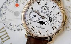 Suisse: les exportations horlogères inscrivent un nouveau record en 2014