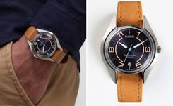 Fugue : la marque horlogère qui réinterprète les codes classiques horlogers
