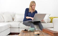 Onlinehandel mit zweistelligem Umsatzplus im ersten Quartal