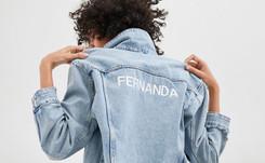 Zara lanza un servicio de personalización de prendas denim