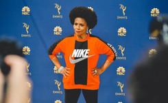 Emmys fashion: white-hot, glamorous and political