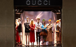 Gucci en busca de los 10.000 millones de euros