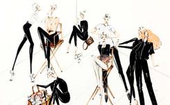 Lo que hay que hacer y lo que no cuando se trabaja durante Fashion Week