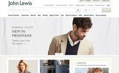 Clothing sales rise at John Lewis