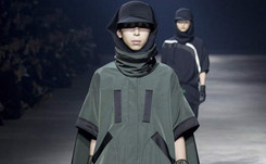 Moda en París: Kenzo protector, Céline de zapatillas, Chloé hippy