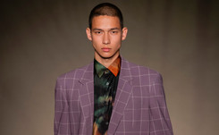In Pictures: Paul Smith reinvigorates the suit at Paris Fashion Week