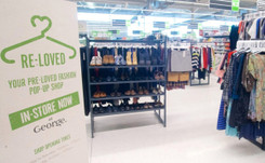Asda trials resale with second-hand clothing pop-up, 'Re-Loved'
