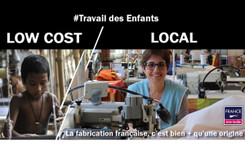 Low Cost ou Local : France Terre Textile lance sa nouvelle campagne