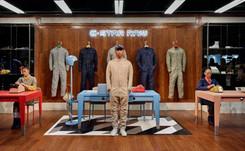 Pharrell Williams lanza la colección Suit de G-Star Raw