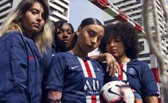 Nike and Paris Saint-Germain extend partnership to 2032