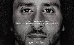 Kaepernick suits Nike well: the company's market value rises by six billion dollars