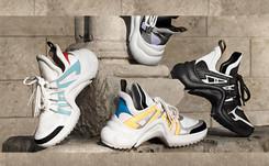 Louis Vuitton ouvre un pop-up store dédié à sa nouvelle sneaker