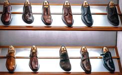 Caen las exportaciones de calzado fabricado en España