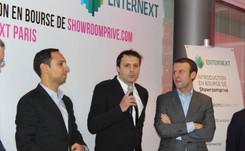 Showroomprivé est entré en Bourse avec une action à 19,50 euros