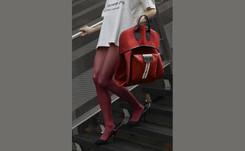 Longchamp colabora con Shayne Oliver