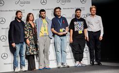 El certamen Mercedes-Benz Fashion Talent cumple su décima edición