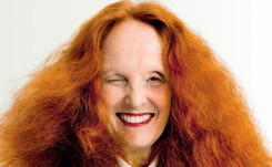 Grace Coddington steps down from US Vogue