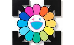 Exposition Murakami & Abloh - Technicolor 2, Gagosian Paris