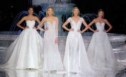Más moda, más días y más internacionalidad en la pasarela de la Barcelona Bridal Fashion Week 2018