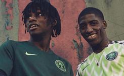 """Le maillot """"flashy"""" du Nigeria, l'atout mode que tout le monde s'arrache"""