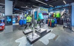 Adidas: bajada en Europa y subida de un 6 por ciento hasta los 5.883 millones de euros