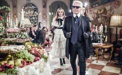 Lagerfeld y Saint Laurent, dos gigantes de la moda con destinos cruzados