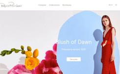Pepa Pombo lanzó su tienda e-commerce para todo el mundo