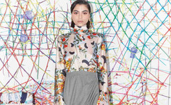 Snow Xue Gao defies gender norms for New York Fashion Week