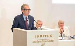 Pablo Isla confirma los buenos resultados de Inditex en el 2016