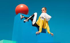 Cara Delevingne se convierte en la imagen de las nuevas Puma para mujer
