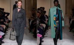 Salvatore Ferragamo abre la jornada de moda en Milán con desfile en un iglesia