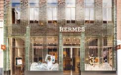 Hermès H1 turnover improves 15 percent