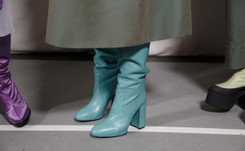 Key Womenswear Catwalk Footwear Directions Fall Winter 2019-20