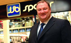 Former JJB Sports CEO sentenced to four years