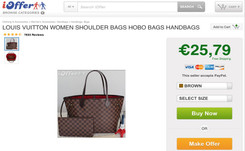 Global counterfeiting costs luxury brands billions of dollars