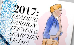 What the world wanted to wear in 2017