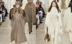 Ralph Lauren, Calvin Klein and Marc Jacobs dazzle as NYFW wraps