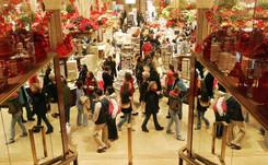 El 71 por ciento de los españoles comprará moda esta Navidad