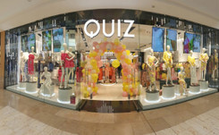 Quiz opens new store at Manchester's Arndale Shopping Centre