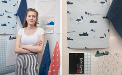Q&A: Remy Goddard - Joules Print Designer Award winner