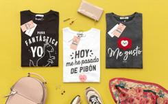 Stradivarius y Mister Wonderful crean un a colección de camisetas optimistas