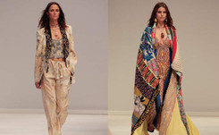 Marras, Etro and Versace take women on a sensual adventure in Milan