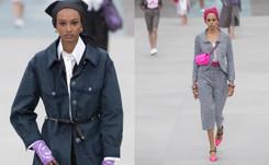 Chanel post-Lagerfeld invite à un voyage épuré et minimaliste