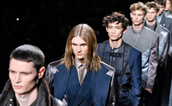 Dior declares men's fashion future to be suited and booted