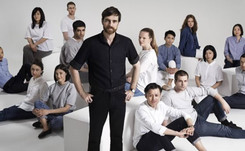 Christophe Lemaire takes up the creative reins at Uniqlo's R&D Centre