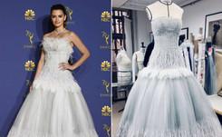 Chanel : la haute couture aux Emmy Awards avec la robe de Penelope Cruz